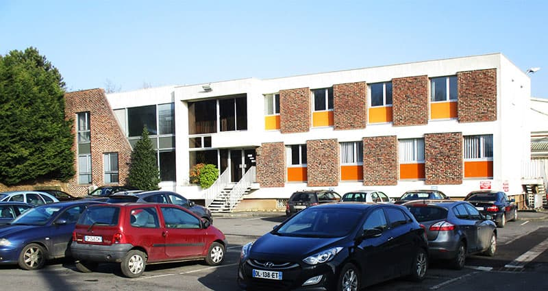 Headquarters of Carlier Plastiques