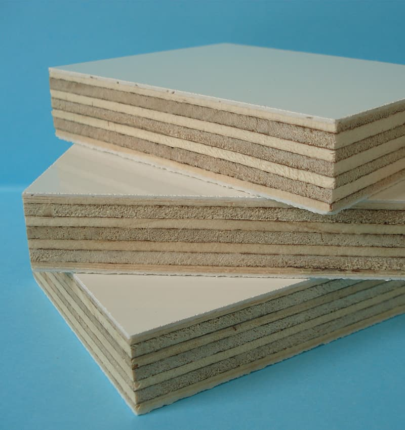 Plywood sandwich panel