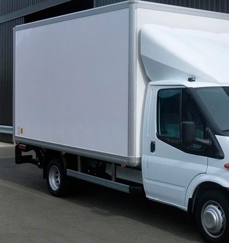 Lightweight composite panel vehicle
