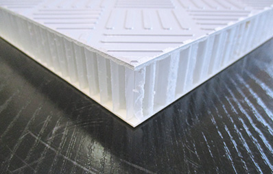 FLOORLIT honeycomb core