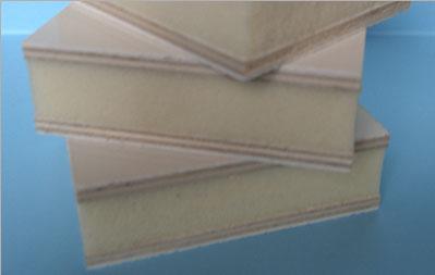 Reinforced isolit Panel Carlier Plastiques