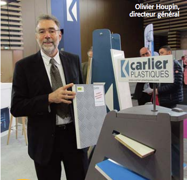 News Floorlit Carlier Plastiques GRP Panels