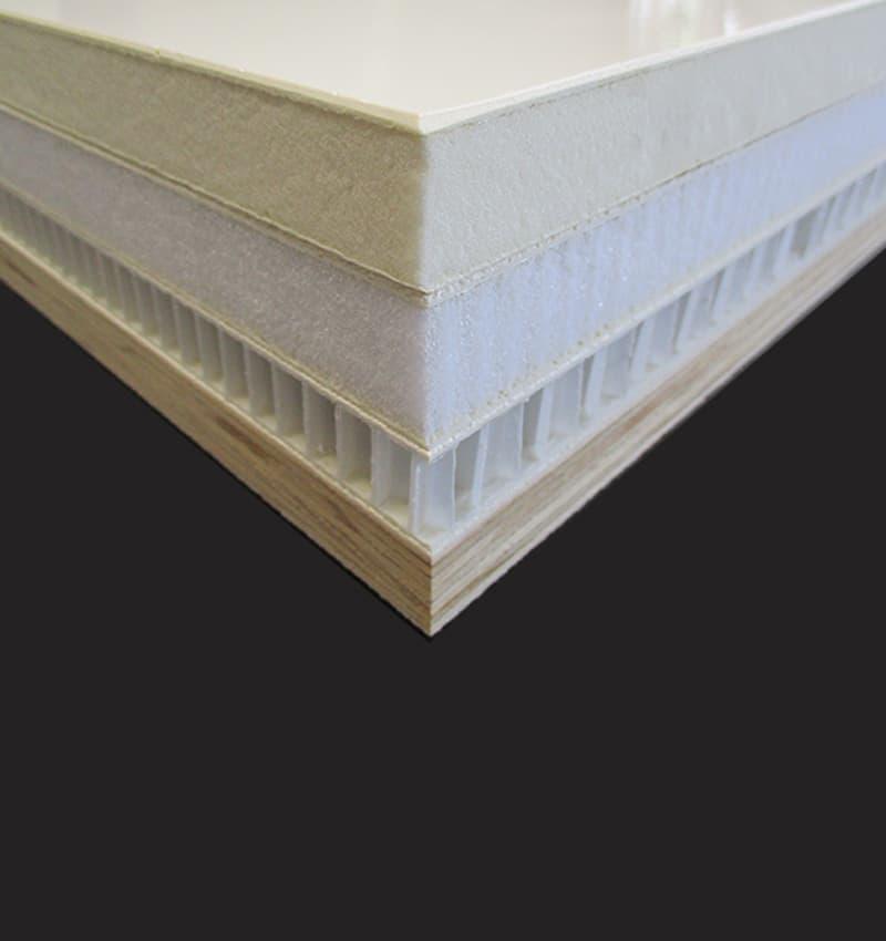 panneaux composites isotherme