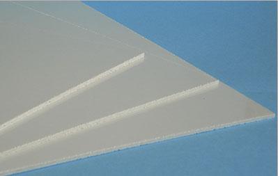 Feuille polyester LAMILIT Carlier Plastiques panneaux composites