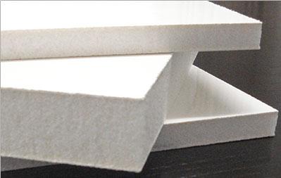Panneau en mousse PET PERLIT PER Carlier Plastiques panneaux composites