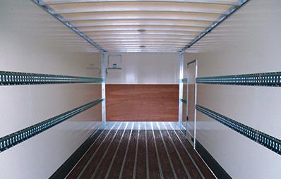 aménagement intérieur de véhicule Carlier Plastiques panneaux composites