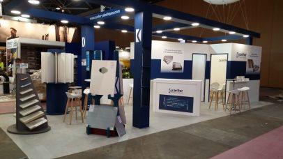 Actualité Stand SOLUTRANS Carlier Plastiques Panneaux composites